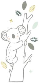 Lilipinso Australia Muursticker XL - Koala (S1202)