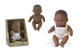 Miniland Babypop Latijns Amerikaans - Boy (21 cm)