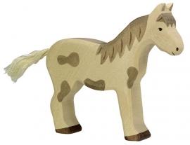 Holztiger Paard - Vlekken (80037)