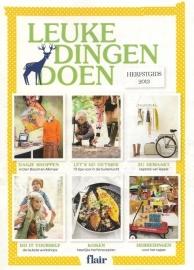 Publicatie - Flair - Leuke Dingen Doen Herfstgids - 10/2013