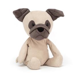 Jellycat Puppy Pals Pablo Pug - Knuffel Mopshond