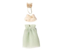 Maileg Queen Mouse Clothes - Koningin Muis Kledingset