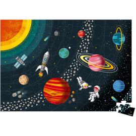 Janod Puzzel - Het Zonnestelsel (vanaf 5 jaar)