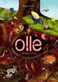 Uitgeverij Querido Olle de Regenworm +4jr