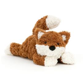 Jellycat Tumblie Fox - Knuffel Vos (35 cm)