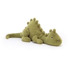 Jellycat Vividie Dino - Knuffel Dinosaurus