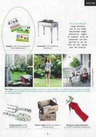 Publicatie - Happy Garden (Flair) - 04/2014