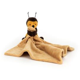 Jellycat Bashful Bee - Knuffeldoek Bij
