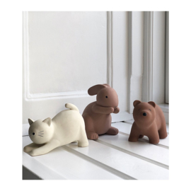 Liewood David Bath Toys Badspeeltjes - Rose Multi Mix (3 stuks)