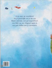 Uitgeverij Lemniscaat De Gele Ballon - Charlotte Dematons (karton)