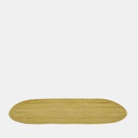 Olli Ella Oval Basket - Luxe Matras Mustard
