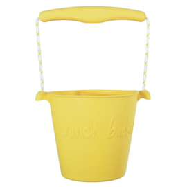 Scrunch Bucket Emmer - Buttercup Yellow