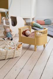Sebra  The Sebra Doll's Bed Poppenbedje - Dusty Pink