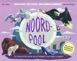 Uitgeverij Gottmer Noordpool/Zuidpool Omdraaiboek +8j