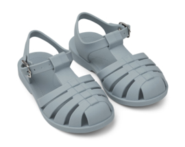 Liewood Waterschoentjes Bre Sandals - Sea Blue (maat 21)