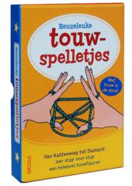 Uitgeverij Deltas Reuzeleuke Touw Spelletjes