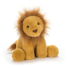 Jellycat Smudge Lion Medium - Knuffel Leeuw (34 cm)