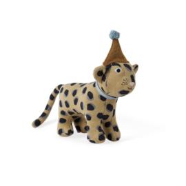 OYOY Darling Kussen - Baby Elvis Leopard