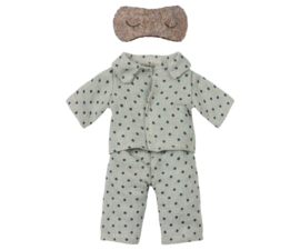 Maileg Pyjamas for Dad Mouse (15 cm)