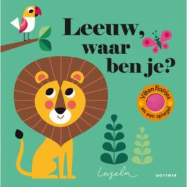 Uitgeverij Gottmer Leeuw, waar ben je? - Ingela P Arrhenius