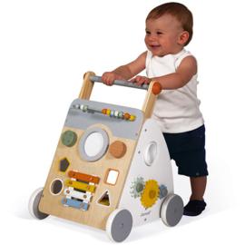 Janod Sweet Cocoon - Baby Loopwagen +1jr