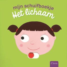 Uitgeverij Clavis Schuifboekje - Het Lichaam +2jr