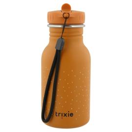 Trixie Drinkfles RVS Mr. Fox - Oranje (350 ml)