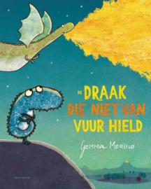 Uitgeverij Lemniscaat De Draak die niet van vuur hield +4jr