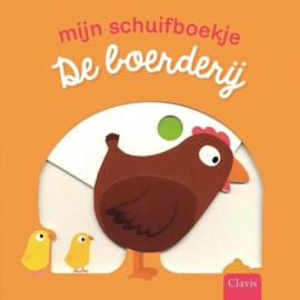 Uitgeverij Clavis Schuifboekje - De Boerderij +1jr