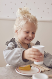 Kids Concept Houten Bistro Serviesset - multi color (20-delig)