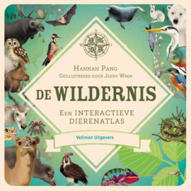 Uitgeverij Veltman De Wildernis - Hannah Pang
