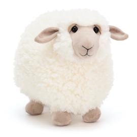 Jellycat Rolbie Sheep Large - Knuffel Schaap