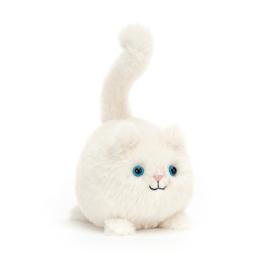 Jellycat Knuffel Kat Kitten - Kitten Caboodle Cream (10 cm)