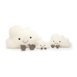 Jellycat Amuseable Cloud Small - Knuffel Wolk (16 cm)