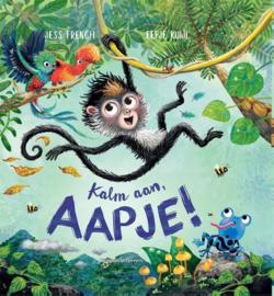 Uitgeverij Veltman Kalm aan, Aapje ! +3j