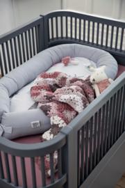Sebra Babymobiel Wolken - Donker Roze (Midnight Plum)