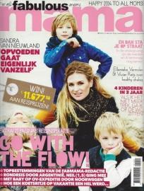 Publicatie - Fabulous Mama - 01/2014
