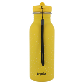 Trixie Drinkfles RVS Mr. Lion - Geel (500 ml)