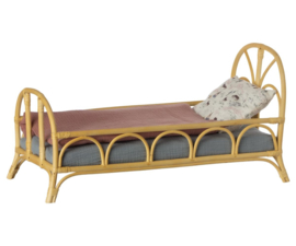 Maileg Rotan Bed voor Knuffels - Chair Rattan Medium