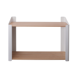 Sebra Embrace Shelf Double - Classic White