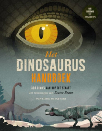 Uitgeverij Fontaine Het Dinosaurus Handboek - Dieter Braun