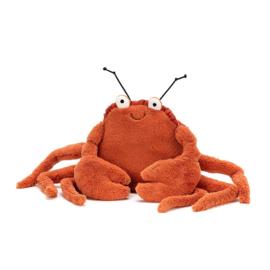 Jellycat Knuffel Krab - Crispin Crab Small