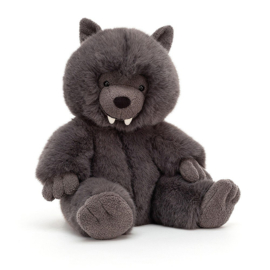 Jellycat Knuffel Wolf - Wilf Wolf (28 cm)