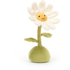 Jellycat Flowerlette Daisy - Knuffel Madelief (21 cm)