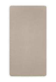 Jollein Hoeslaken Ledikant Jersey - Nougat (60 x 120 cm)
