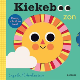 Uitgeverij Gottmer Kiekeboe Zon - Ingela P. Arrhenius