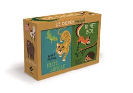 Uitgeverij Gottmer Uitdeelboekjes Dieren van Ingela +1jr (16 boekjes)
