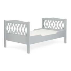 CamCam Harlequin Junior bed - Grijs (90cm x 160cm)