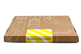 Way to Play Road to Recovery Karton - 8-delig