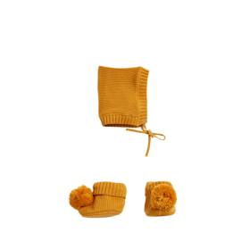 Olli Ella Dinkum Doll Knit Set - Honey